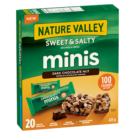 Nature Valley Sweet and salty Minis Dark Chocolate